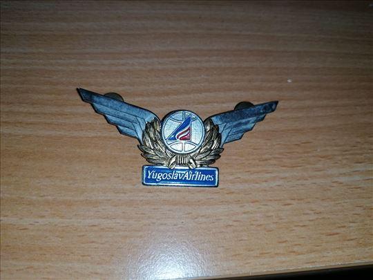 Značka Yugoslav Airlines