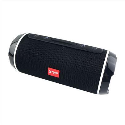 Bluetooth zvučnik XP8331 crni XPLORE