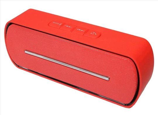 Bluetooth zvučnik XP838 crveni Xplore