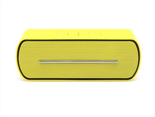Bluetooth zvučnik XP838 žuti XPLORE