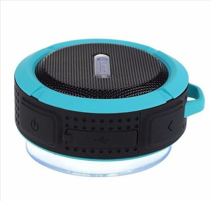Bluetooth zvučnik XP841 plavi XPLORE