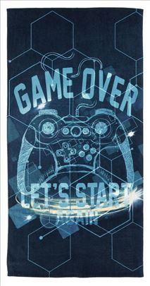 Game Over Peskir za Plazu ili Kupanje Nov Akcija