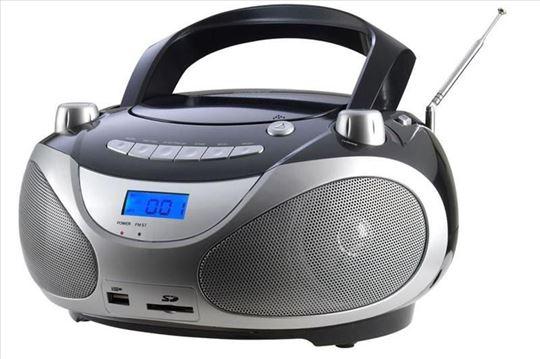 Radio CD/MP3 player sa bluetooth funkcijom XP5401