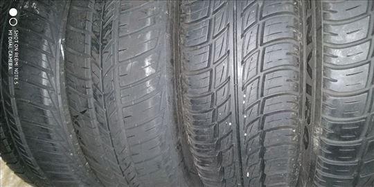 4 letnje gume 165/65 R14 u odličnom stanju