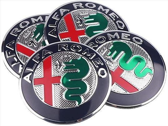 ALFA ROMEO znak 74mm novi tip