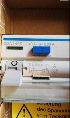Novo-Hager CDA440D trofazna fid sklopka