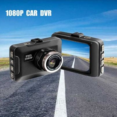HD kamera za automobil