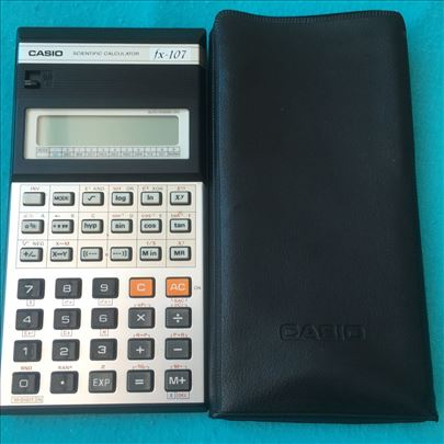 Casio fx-107