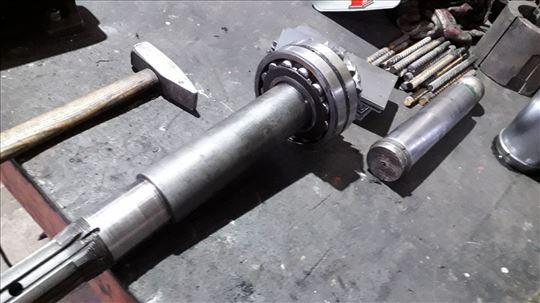 Remont hidraulike kod građevinskih i poljo mašina