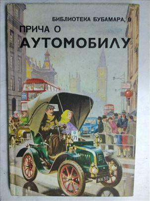 Knjiga: Prica o automobilu, 1971. 51 str. srp. 18