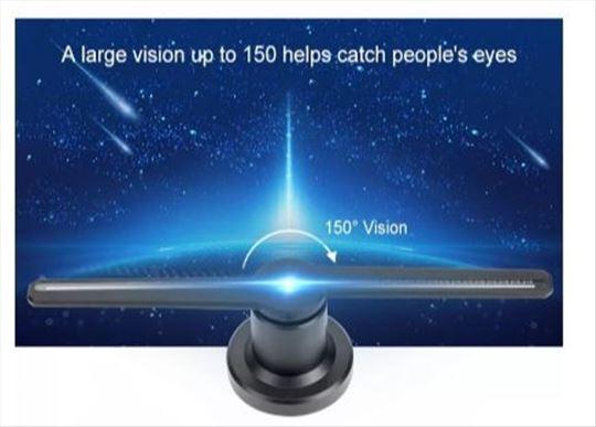 5D Hologram Display Reklamini-Top Ponuda