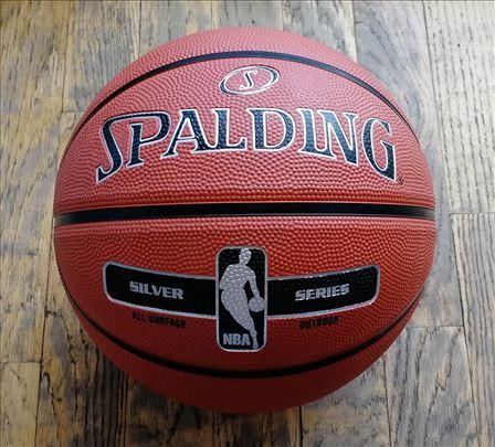 Spalding NBA Silver all surface lopta za košarku