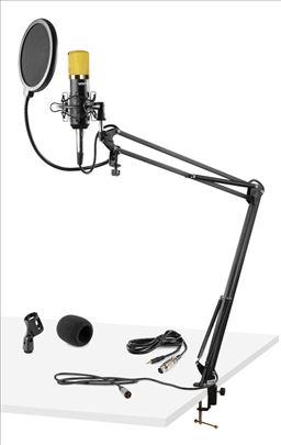 Vonyx CMS400B Studio Set ,mikrofon+stalak