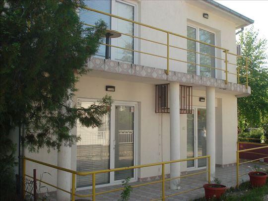 Beli Bagrem Miljković Srebrno jezero, soba