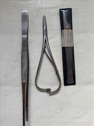 Hiruski instrumenti HAUPTNER