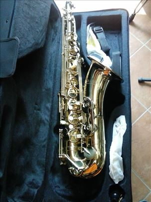 Novo - Tebor Sax - Gold - Moller G