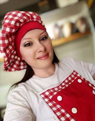 Kuvarska kapa i kecelja