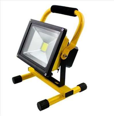 Prenosivi led reflektor 10 30 50 w mobilni