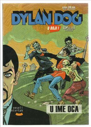 Dylan Dog VČ 33 U ime oca (kolor) (celofan)
