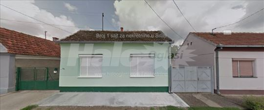 Kuća 70m2 u Sremskoj Mitrovici-1.jav.prodaja 11.06