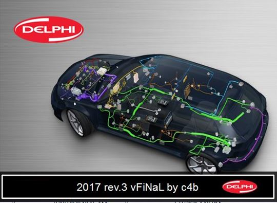 Delphi 2017 CARS / TRUCKS