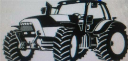 Elektronika Dijagnostika traktora, kombajna