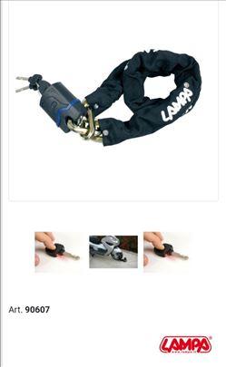 Lanac - zaštita i obezbeđenje motora