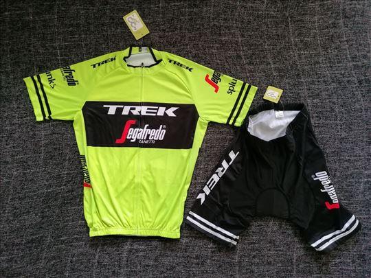 TREK Komplet biciklisticki dres sorc sorts 19D Flu