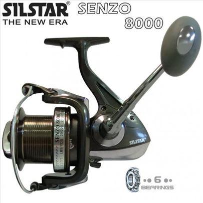 Mašinica SILSTAR Senzo Carp 8000 FD Akcija-Novo