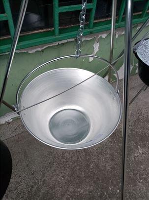 Aluminijumski Kotlic NOV 16l Alu Kotlic AKCIJA