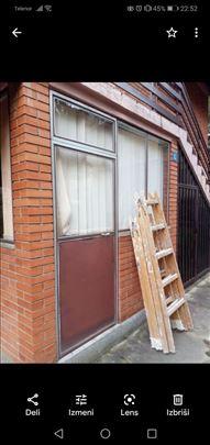 Metalna stolarija na prodaju