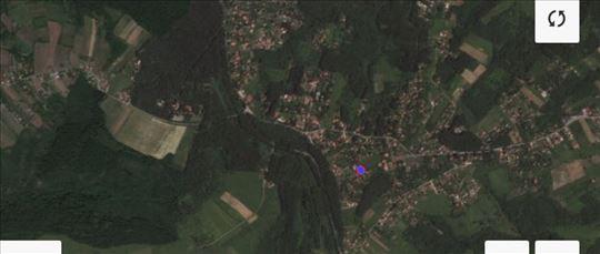 Plac iza  Avale, Grocka, Vrčin, 5 ari, Toplička