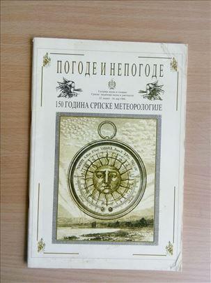 POGODE I NEPOGODE 150 godina srpske meteorologije