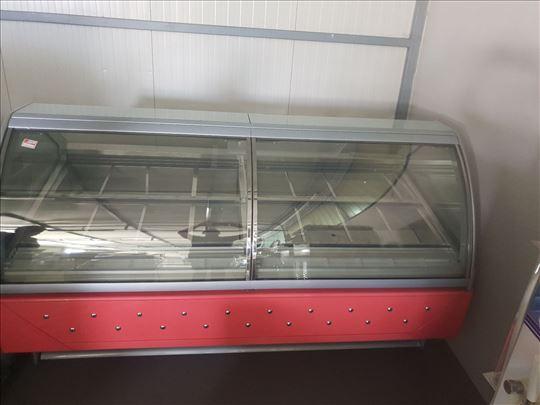 Velika vitrina za sladoled