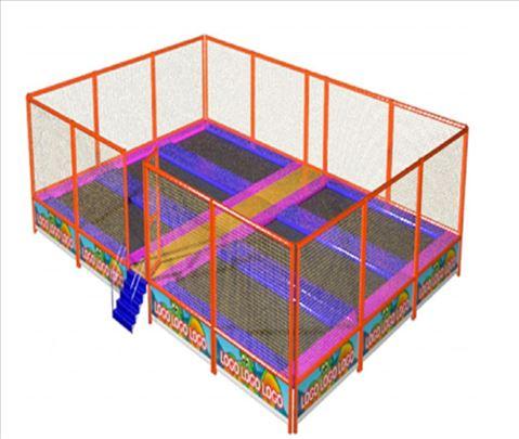 Proizvodnja trampolina 6 polja