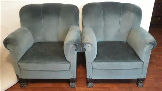 Trosed i fotelje