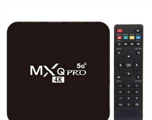TV box Mxq Pro 4K Android 10 4gb/32gb