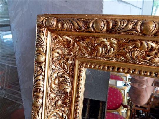 Fantasticno ogledalo, 120x90 cm, 19. vek