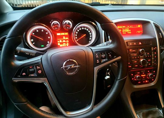 Opel Astra  J 1.6Cdt