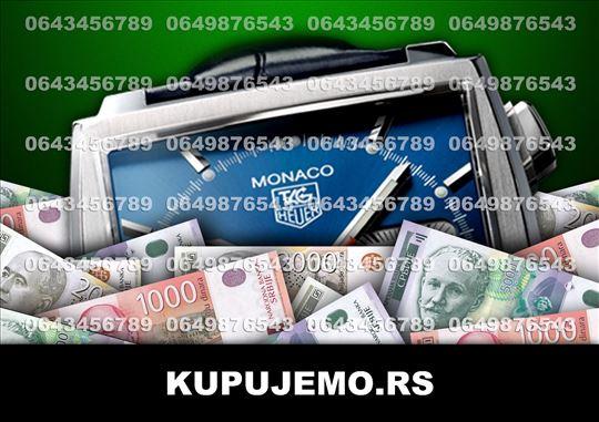 OTKUP luksuznih satova (064/3456789) BG