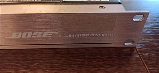 Bose 802C II Systems Controller Rack Mount