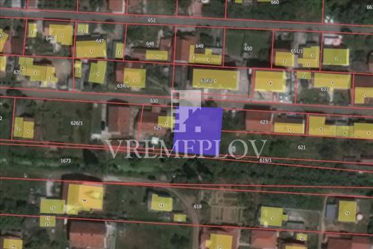 Gradjevinska parcela sa uknjiženom kućom- Krnjača