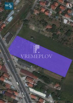 Plac Borča-zrenjaninski put ID#1278