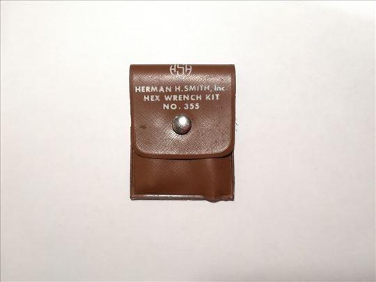 Set ključeva-Hex wrench kit NO. 355 Novo