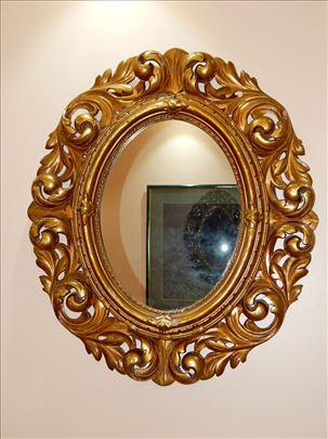 FLORENTIN ogledalo, 19. vek, 70 x 60 cm
