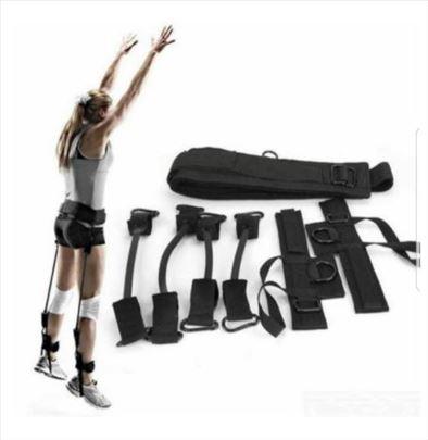Guma - traka za trening - Jump Trainer