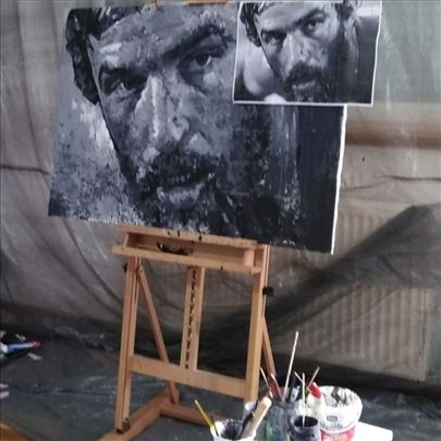 Slikanje portreta i slika po narudžbini