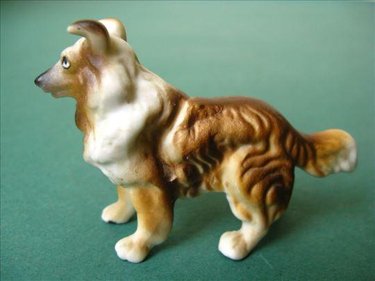 Škotski ovčar Koli - Realistični porcelan