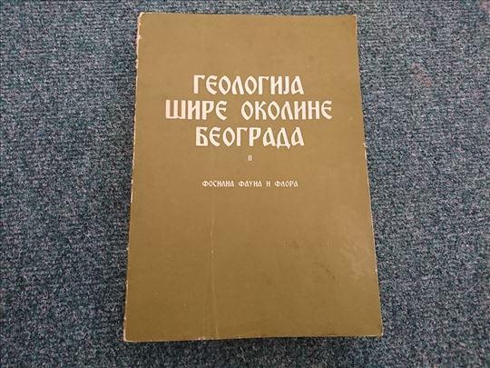 Geologija šire okoline Beograda II Fosilna fauna i