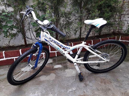 Prodajem decji bicikl kapriolo 24/190 ocuvan 50 E